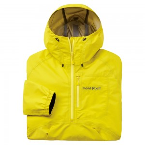 Montbell Para Cagoule Rollstuhl Poncho