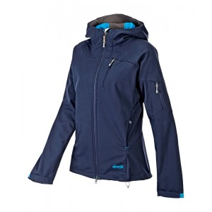 Devi Hooded Jacket Womens von Sherpa